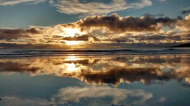 Balephuil Sunset